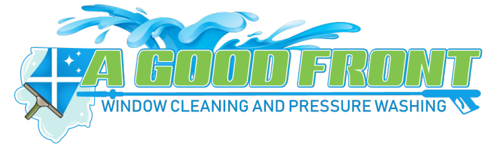 A Good Front Window Cleaning and Pressure Washing