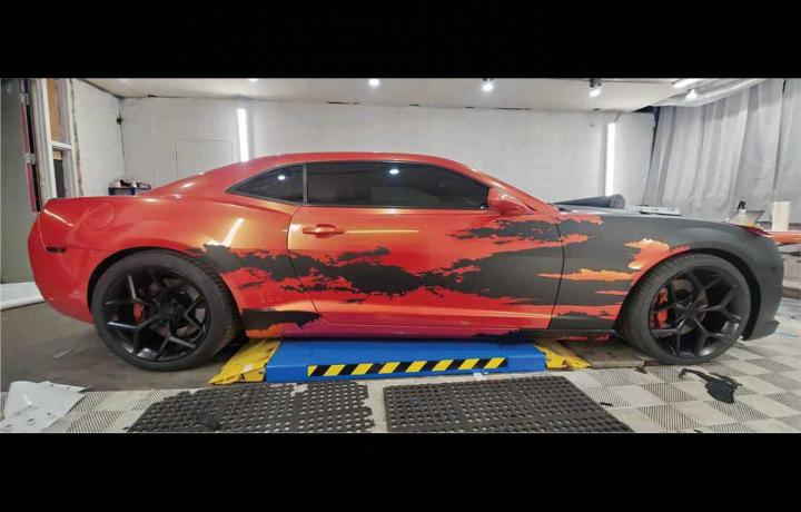 custom vinyl wrap pittsburgh
