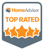 Mighty Mowers is a Top Rated HomeAdvisor Pro
