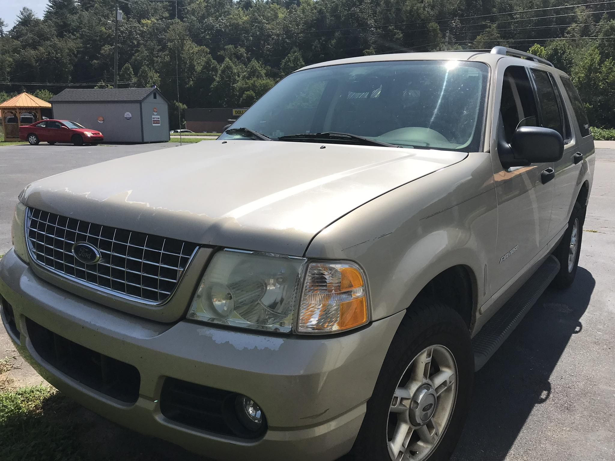 2004 Ford Explorer XLT w/leather