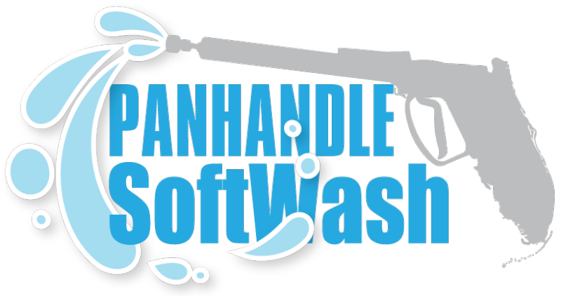 Panhandle Power Wash Company Logo