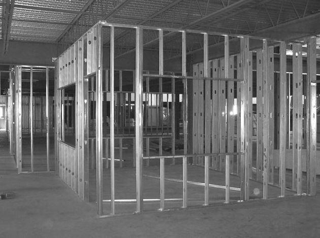 interior metal framing. We Are A Locally Owned And Operated Lake Stevens Steel Framing Contractor  For Commercial Interior Metal R