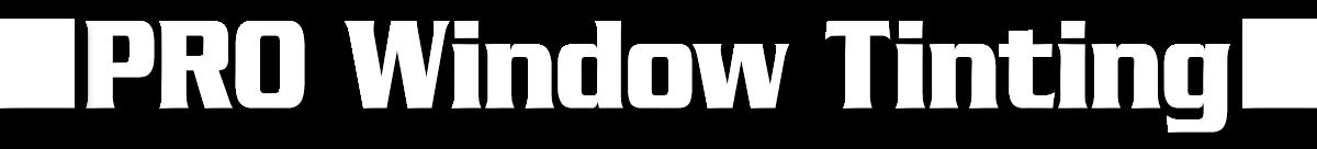 Pro Window Tinting