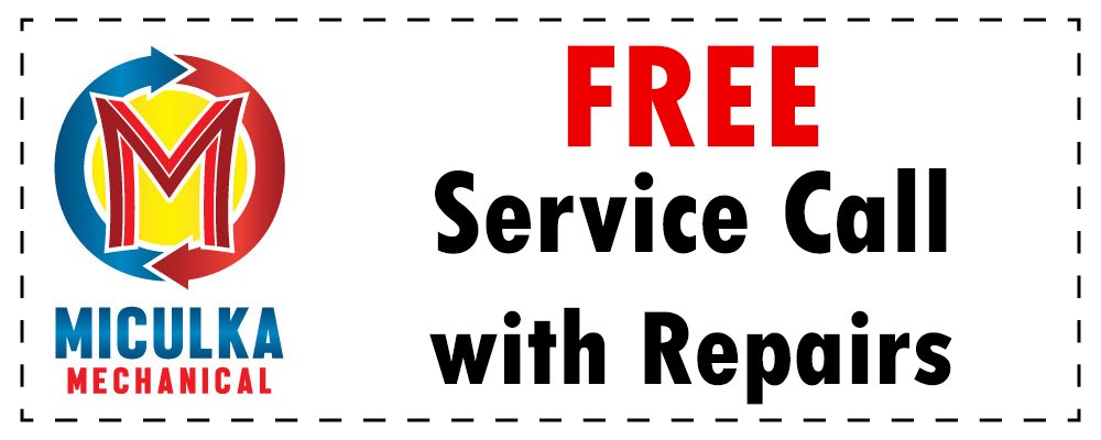 free service call with repairs
