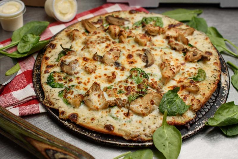 "10"" Cauliflower Crust"