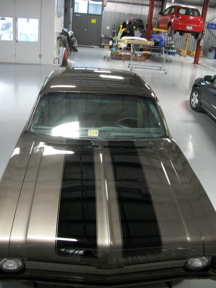 Auto Body Refinishing Solutions and Auto Paints