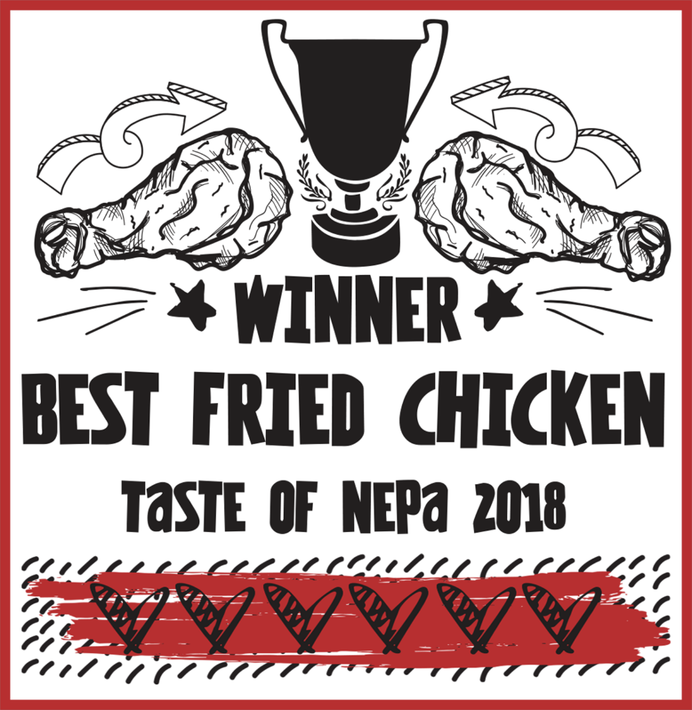 Best Fried Chicken Winner 2018