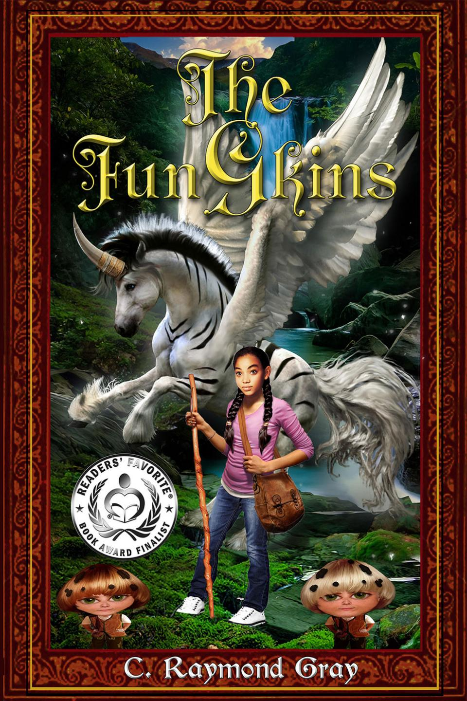 The FunGkins: The Battle for Halladon