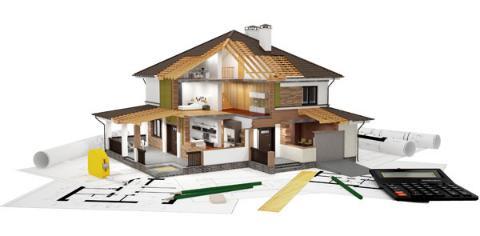 House diagram visualization