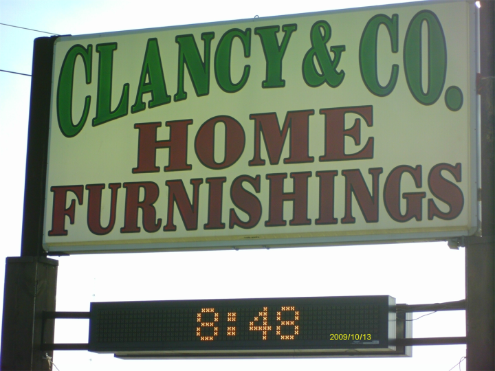 Clancy & Co Direct Outlet