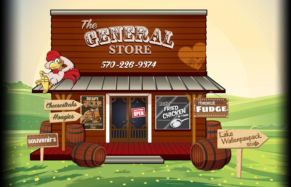 General Store graphic