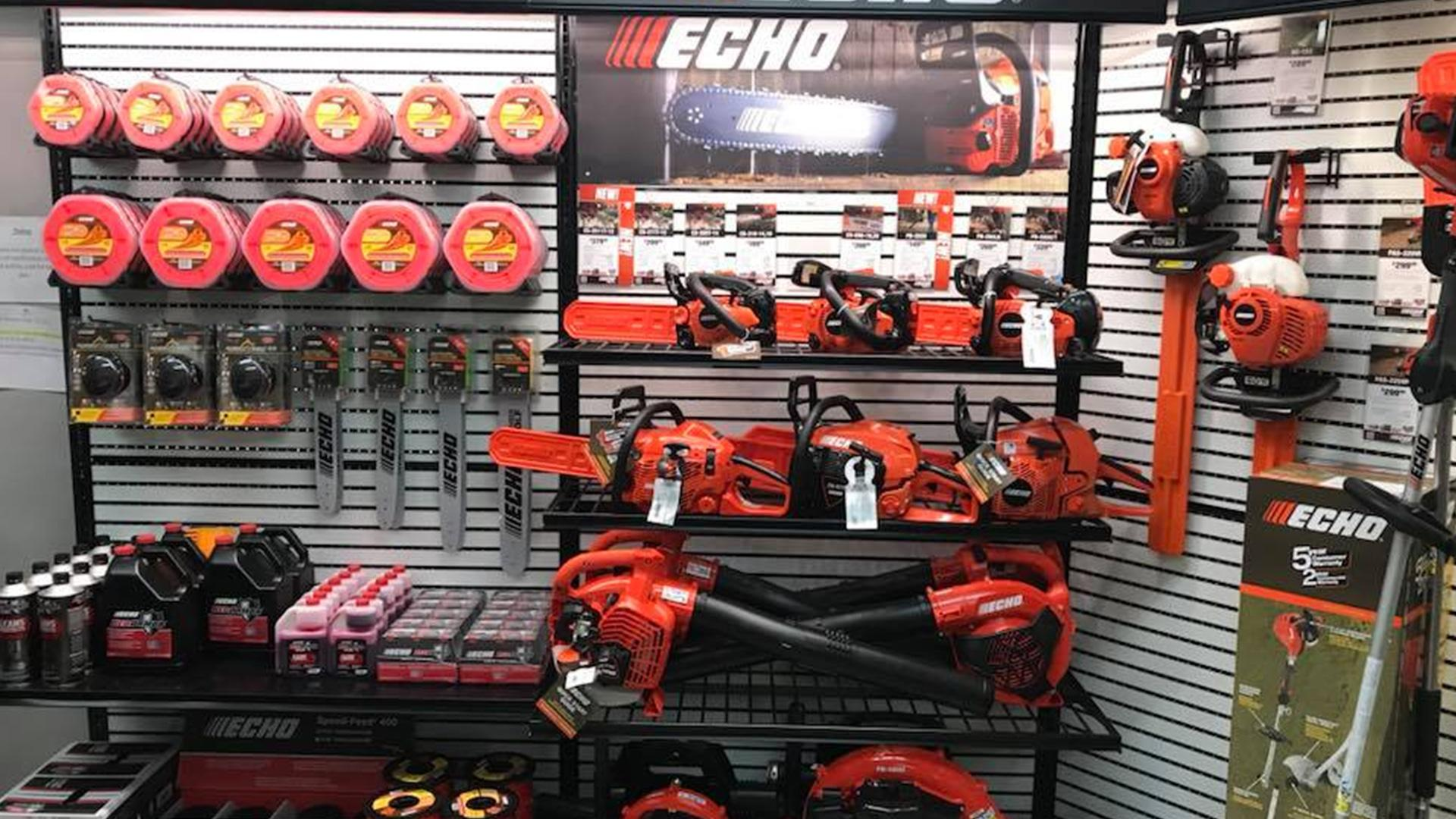 ECHO POWER EQUIPMENT