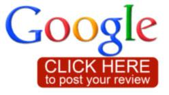 Leave us a Google review.