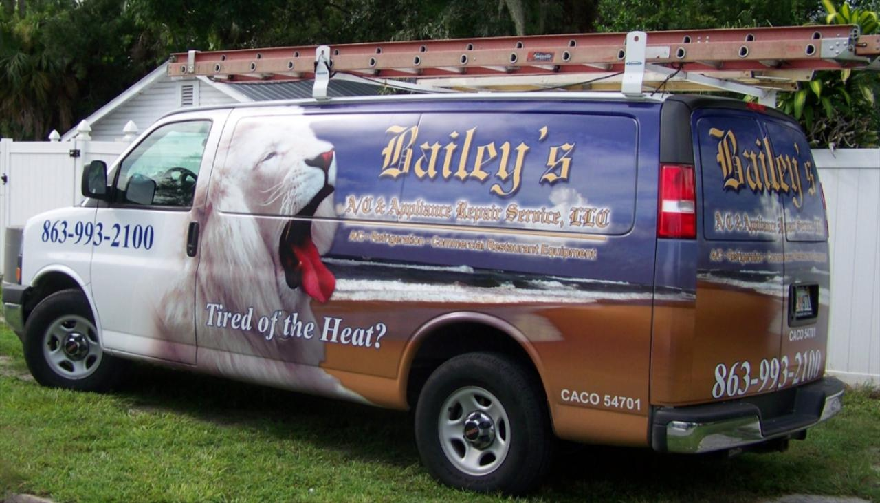 Hvac Contractor In Arcadia Fl Baileys A C Amp Appliance
