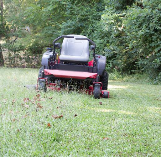 Mower Down Payment