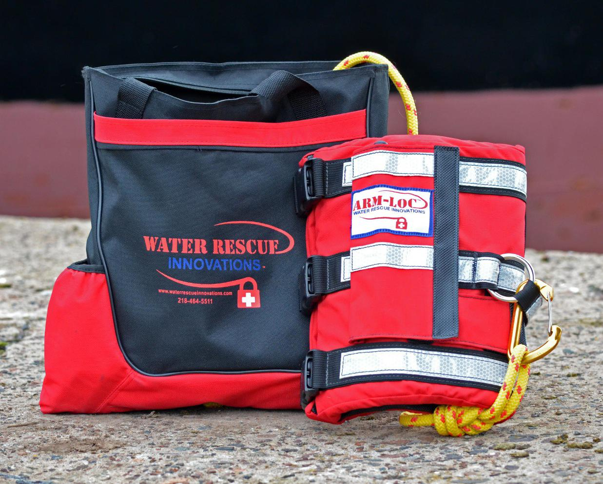 Water Rescue Innovations Arm-Loc bag