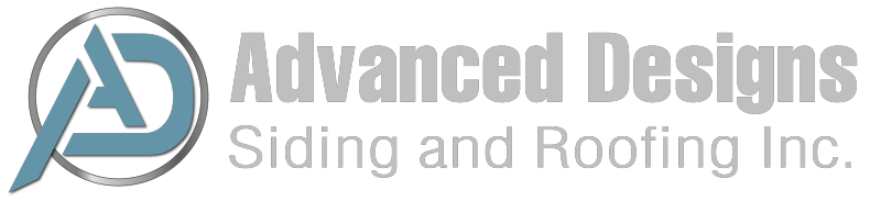 Advance Designs Siding and Roofing Logo