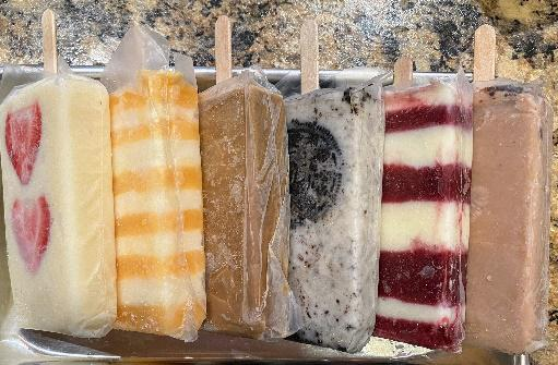Dairy Popsicles
