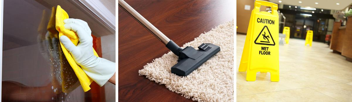 RESIDENTIAL & COMMCERCIAL CLEANING SERVICES