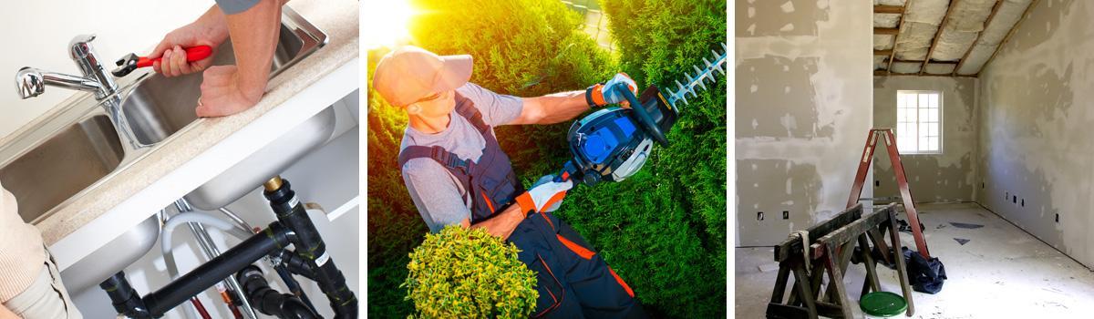 Handyman Repairs